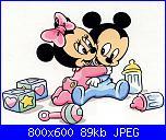Minnie e Topolino baby-disney_images024-jpg