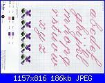 Richiesta schema nome * Rita* con alfabeto floreale-alfabeto-violette1c-jpg