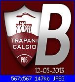stemma del Trapani calcio-nuovologosologranata-jpg