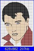 Schema Eros Ramazzotti-elvis-presley-schema-punto-croce-jpg