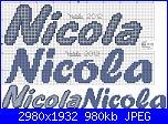 Per Natalia: nome Nicola-nicola2-jpg