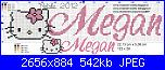 Alfabeto a punto croce - Marlene con hello kitty-megan-kitty-jpg