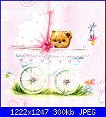 x baby1264 - Orsetto carrozzina-carrozzina001-jpg
