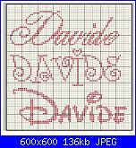 Scritta Davide-davide2-jpg