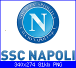 scritta SSC NAPOLI-ssc-napoli-png