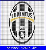Schema dello scudetto della Juve in piccolo-juve_1-jpg