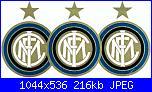 Schema punto croce Triplete Inter-logo-triplete-jpg