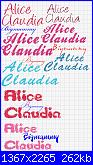 Nome * Alice*...in corsivo o stampatello grassetto-alice_claudia_4-png
