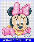 Richiesta Schema Per Minnie Baby