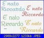 Per Sharon: richiesta nome Giulia+ cognome-%E8%2520nato%2520riccardo-jpg