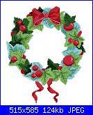 ghirlandine natalizie punto croce-corona_natalizia-jpg