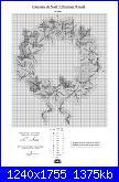 ghirlandine natalizie punto croce-xc0489-jpg