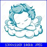 Richiesta per schema angioletto-22697681-vector-blue-winged-angel-sleeping-angel-baby-ange-jpg