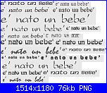 Scritte per la nascita di mio nipote * Giorgio*-1-2-png