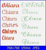 Nome * Chiara * in corsivo-chiara-jpg