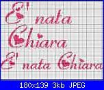 schema è nata Chiara-nata_chiara1-jpg