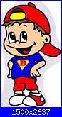 Bimbo con cappellino: richiesta schema-bimbo-superman-jpg