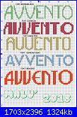 Scritta Avvento-avvento-jpg