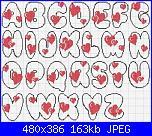 Lettera E con cuoricini  attorno-alfabeto%2520con%2520cuori-jpg