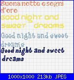 Buona notte e sogni d'oro varie lingue-buona2-jpg
