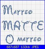 Nome * Matteo* nel carattere Walt Disney-matteo-jpg