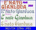 E' nato Gianluca!-nato-gianluca-jpg