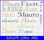 nome mauro-mauro-punto-scritto-jpg
