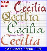 Scritte Cecilia-cecilia-h-40-corsivo-1-jpg
