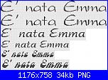 E' nata Emma-pic2343-png