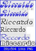 nome Riccardo...-riccardo-png