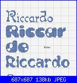 Richiesta nome * Riccardo* in 20 quadretti....-riccardo2-jpg