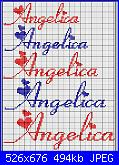 Nomi Angelica e Daniele-angelica_fiolex-jpg