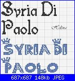 nome Syria Di Paolo-syria-di-paolo-jpg