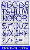 E' nata Ludovica in alfabeto strano-waltograph-jpg