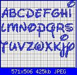 E' nata Ludovica in alfabeto strano-waltograph_picco-108-jpg