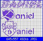 scritta daniele-daniel-jpg