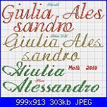 Nomi Giulia e Alessandro-giulia-alessandr-jpg