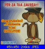 Scritte Laurea + scimmietta-laurea22-jpg