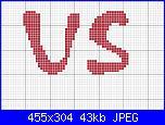 Lettere V e S dell'alfabeto Flubber-v-s-alfabeto-flubber-jpg