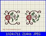iniziali F e G-initialeslesrose-jpg