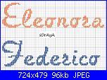 """chi mi crea uno schema con """"federico"""" ed """"eleonora""""??? vi prego!!!!-nomi-jpg"""