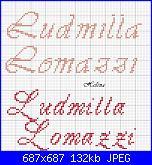 Scritta nome Ludmilla......-ludmilla-l-jpg