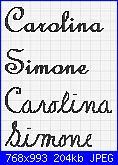 Nomi in corsivo...Carolina e  Simone-carolina-simone-french-script-e-farewell-jpg