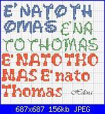 Scritta nascita: è nato Thomas-thomas-jpg