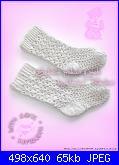 schema per Pantofole & Calzettoni-calze-di-pizzo-bimba-jpg