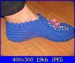 schema per Pantofole & Calzettoni-pantofole-azzurre-jpg