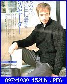 Uomo a Crochet-uomo-giacca-3-jpg