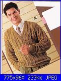 Uomo a Crochet-uomo-maglione-v-1-jpg