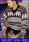 Uomo a Crochet-uomo-maglione-giaguard-1-jpg