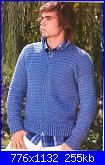 Uomo a Crochet-uomo-giacca-zip-1-jpg